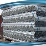Nahtlose Stahlrohr-kalte verformte galvanisierte Eisen-runde Gefäße