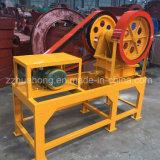 Beste verkaufende kleine Kiefer-Zerkleinerungsmaschine, bewegliche bewegliche Steinkiefer Cruhser Preisliste von China