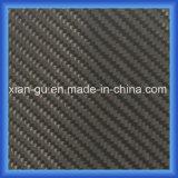 Paño biaxial de la fibra del carbón de la tela cruzada 1K