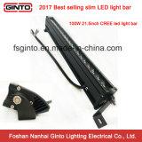7.6Inch Super Slim de la barra de luz LED para el coche/Faro de conducción de motocicletas