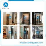 비표준 전송자 엘리베이터 (OS41)를 위한 주문을 받아서 만들어진 L 모양 오두막