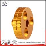 Prägemaschinell bearbeitenteil Soem-Aluminium CNC-Turning&