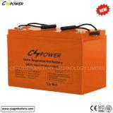 Bateria solar do gel do fabricante 12V 120ah da bateria de China VRLA