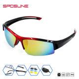 Beschermende brillen van de Sporten van de Merken van de Zonnebril van de Sport van de Mensen van de Fabrikant van China de Beste