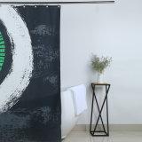 Cortina de baño con ducha de Tela de poliéster para la decoración del hogar