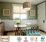 Kundenspezifische Innenhaus-Dekoration-hölzernes Wand-Panel