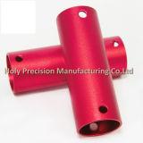 Het Aluminium van de douane 6061/6082 Holle Cilinder/het Machinaal bewerken van Delen