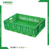 Fruits Légumes de stockage en plastique PP empilable Caisse Panier pliable de pliage
