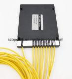 Perdita bassa del dipendente di polarizzazione della scatola di plastica CWDM 8CH Fwdm 1550nm