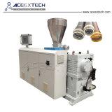 Электрические машины-поливинилхлоридная труба с программируемым логическим контроллером