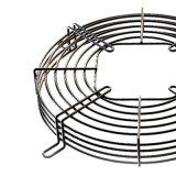 Coperchio di ventilatore saldato precisione galvanizzato del motore del condizionatore di Wireair con