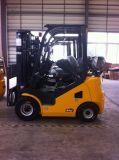 Forklift duplo do combustível do motor pequeno de Nissan da capacidade