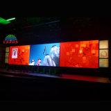 Poids léger 576*576mm bord P3 HD LED pour la phase d'affichage vidéo