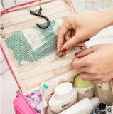Nécessaires de course cosmétiques de sac d'organisateur cosmétique d'article de toilette de course de dames de Waterprooffashion Yf1825