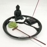Le jardin de Zen peut être mis dans une décoration de pièce de sérénité