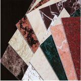 Painel composto de alumínio do material de construção para a decoração com revestimento de PVDF