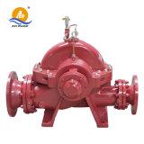 De centrifugaal Dubbele Pomp van het Geval van de Behandeling van het Water van de Zuiging Gespleten