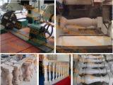 CNC Machine van de Verwerking van de Steen van het Graniet de Marmeren Scherpe