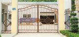 Poort van het Smeedijzer van de Veiligheid van de woonplaats de Buiten Decoratieve