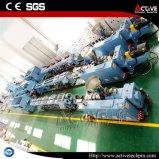 Doppelschraubenzieher-Maschine für Profil Belüftung-Pipe/PVC