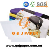 Papier de transfert thermique de sublimation de bonne qualité utilisé sur l'imprimante de Tranfer