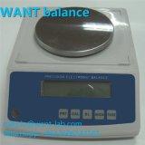 200g 0.01g Double côté balance banc d'affichage Type d'échelle échelle de pesage à fonctionnement numérique