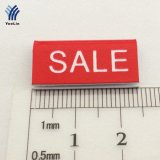 Étiquette de vente en mousse pour le magasin de vêtements