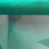 Schermo della finestra della vetroresina della maglia di colore verde 18X16