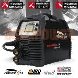 Flux 0.6mm-1mm de fil machine de soudage MAG DC INVERTER soudeur MIG