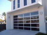 4sガラスガレージのドア