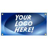Venda a quente personalizado impressão UV travando Graphic Banner de vinil