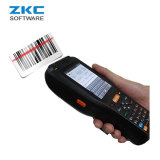 GSM Ruwe Androïde Handbediende PDA van Zkc PDA3505 3G WiFi met Gebouwd in Thermische Printer