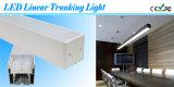 LED 사무실에서 선형 빛 1200mm LED 상업적인 점화 LED 늘어진 가벼운 널리 이용되는