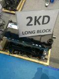 Nuevo motor 2kd de Toyota Hilux (D4D) con la transmisión