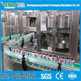 O alumínio popup pode bebidas máquina de enchimento para bebidas carbonatadas