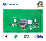 10.1 module de TFT LCD de pouce 1024*600 avec RS232 pour le distributeur automatique