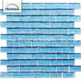 Rectángulo de 8 mm de piscina mosaico de vidrio precios Mosaico