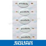 No se amarillenta Waterfproof exterior transparencias personalizado Adhesivo epoxi PU