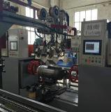 Línea de soldadura de la carrocería del cilindro de gas del LPG