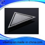 High Quality Steel Triangle Tile Insert Floor Bathroom Shower Triangle Floor Drain