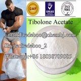 Acetato femenino de Tibolone del estrógeno de las hormonas para el cáncer de pecho Tibolone Livial