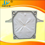 Filtro de deshidratación de lodos de la correa de tela con
