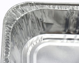 Новая конструкция одноразовых блюдо из алюминиевой фольги