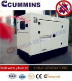 Dcec super leises Denyo Kabinendach 16-24kw 50/60Hz Cummins Genset [IC180206b]