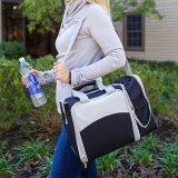 Sacchetto di spalla esterno ecologico personalizzato di picnic della borsa di Crossbody di marchio