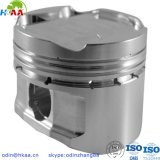 CNC Lathing personalizado compresor de acero inoxidable motor de plato de pistón