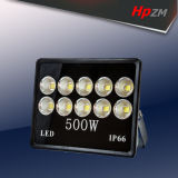 Alta potencia exterior impermeable IP66 Proyector LED