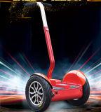 La ciudad de 1000W en la carretera motocicleta eléctrica con 2 Wheesl