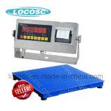 Nouvelles de haute précision 1t 2t balance de pesage électronique numérique