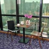 Restaurante de comida rápida muebles producidos en la fábrica de Foshan